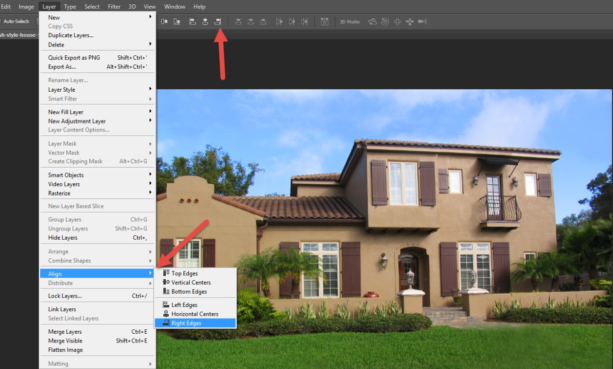 How to Batch Watermark in Photoshop CS6